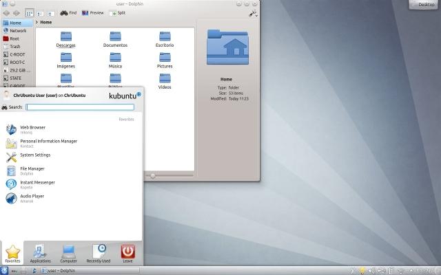 El Escritorio KDE para Ubuntu, el más indicado para usuarios Windows