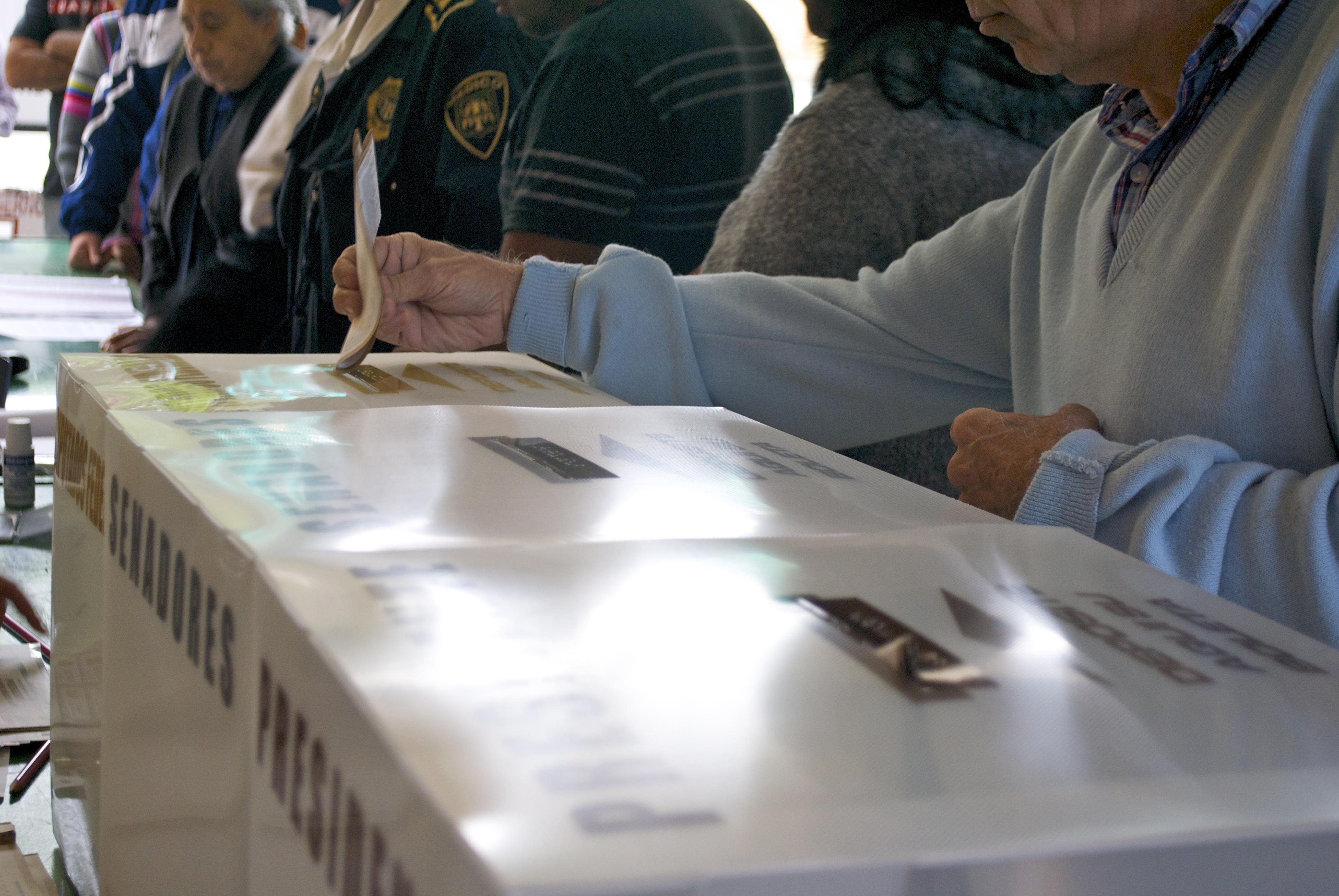 La tramitación online del voto rogado
