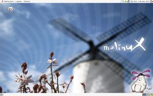 Molinux, distribución de la JCCM basada en Linux/Unix