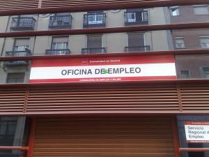 Oficina de empleo de la Comunidad de Madrid. Crédito: Flickr