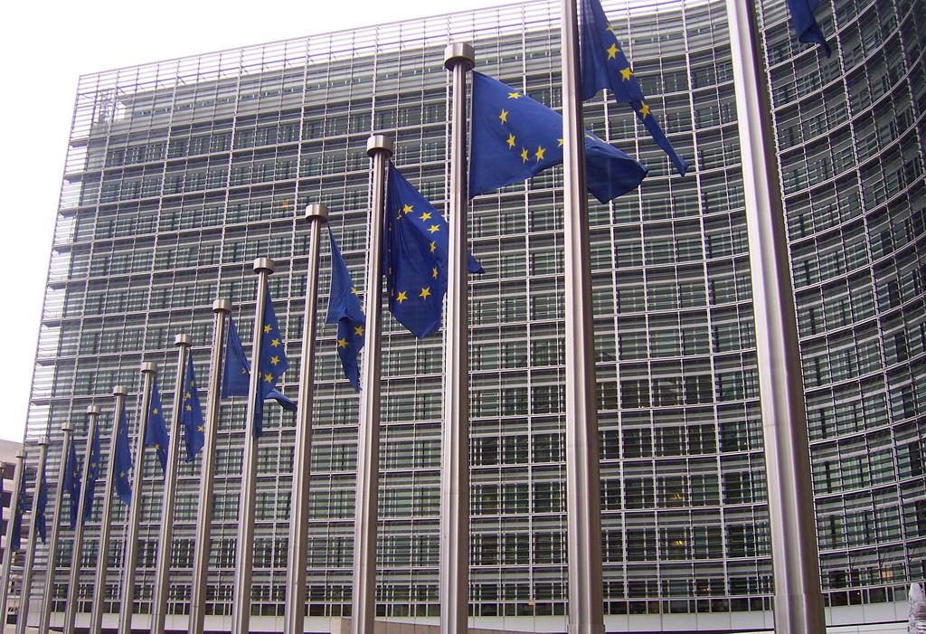 Sede de la Comisión Europea. Crédito: Amio Cajander (Flickr)